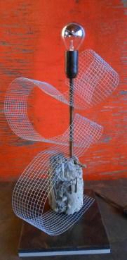 Lampe-Phare #6 - 185 € - VENDUE