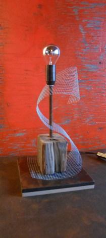 Lampe-Phare #4 - 145 € - VENDUE